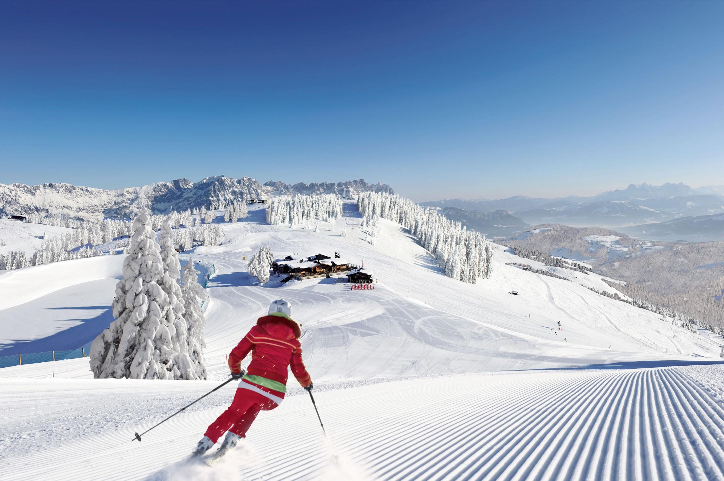 Skiurlaub In Ellmau Kaiserhof Ellmau